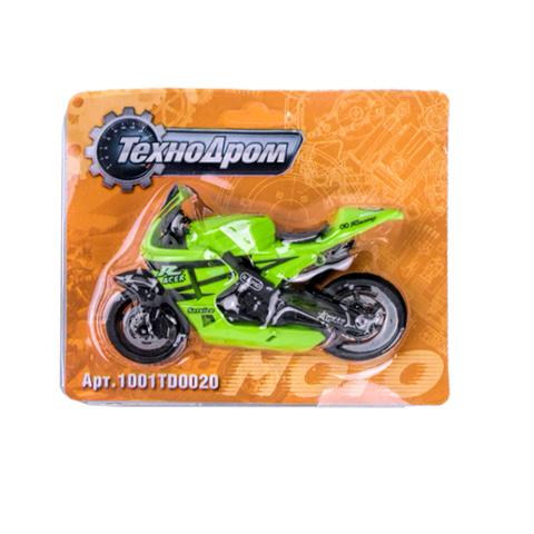 1001TD0020 Мотоцикл без механизма Motorcycle 1кор*6бл*10шт.