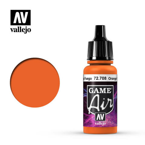 Game Air Orange Fire 17 ml.