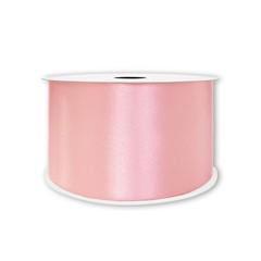 Лента атласная Розовый, 12 мм * 22,85 м.