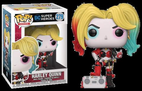 Фигурка Funko Pop! Heroes: DC - Harley Quinn (Excl. to Previews)