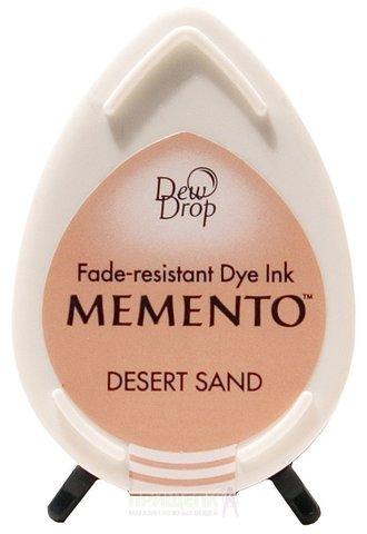 Штемпельная подушечка mini - MEMENTO - Desert sand