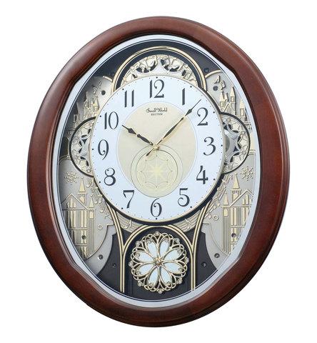 Настенные часы Rhythm 4MH876WD06