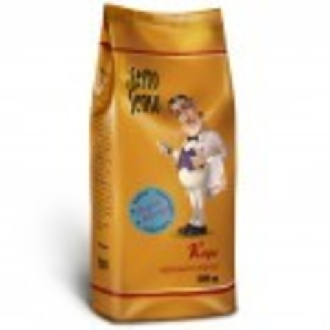 Эспрессо натурале Grazioso Mauricio 0,5 кг  кофе в зёрнах