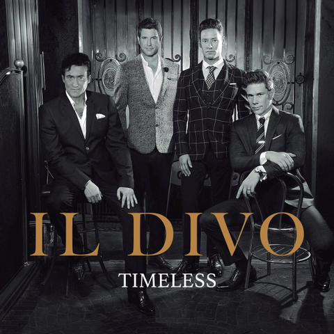 Il Divo / Timeless (CD)