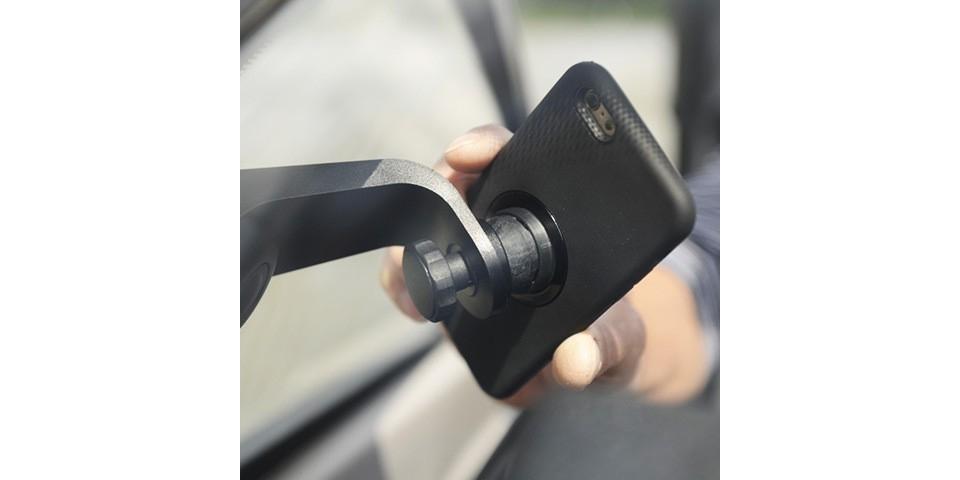 Автомобильный держатель-присоска SP Suction Mount пример использования