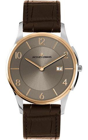Купить Наручные часы Jacques Lemans 1-1777X по доступной цене
