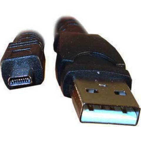 Кабель, провод usb для фотоаппарата Kodak U-8