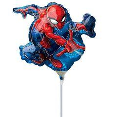 А Минифигура Человек-паук, 14