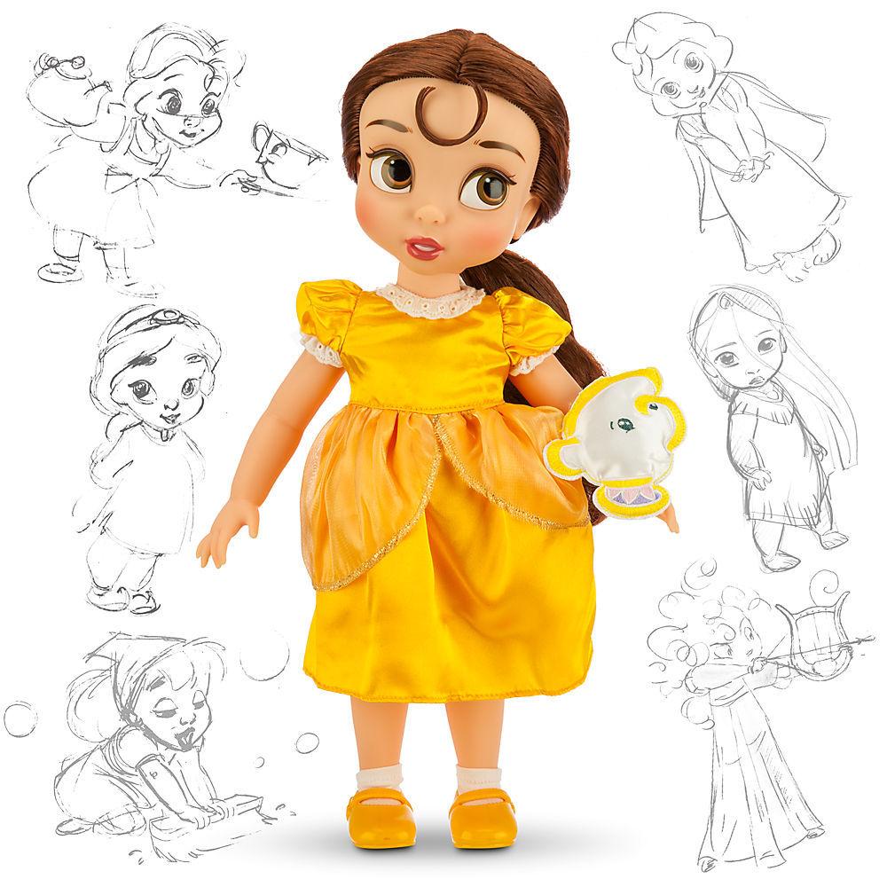 Куклы Animators Collection Кукла Бель малышка из Красавица и Чудовище 1.jpg