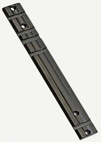Планка Weaver на Sauer 202 магнум