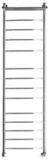 Полотенцесушитель  водяной L42-185 180х50