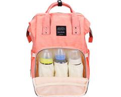 Рюкзак-сумка для мамы и малыша с USB-разъемом