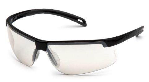 Очки баллистические стрелковые Pyramex EverLite SB8680D зеркально-серые 50%