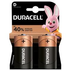 Батарейки DURACELL D/LR20-2BL BASIC бл/2
