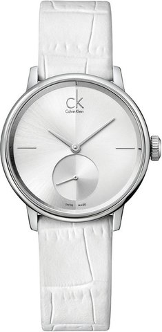 Купить Наручные часы Calvin Klein Accent K2Y231K6 по доступной цене