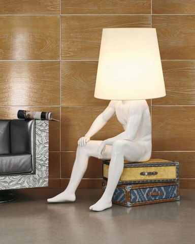 floor lamp GEORGE by BIZZOTTO ( white )