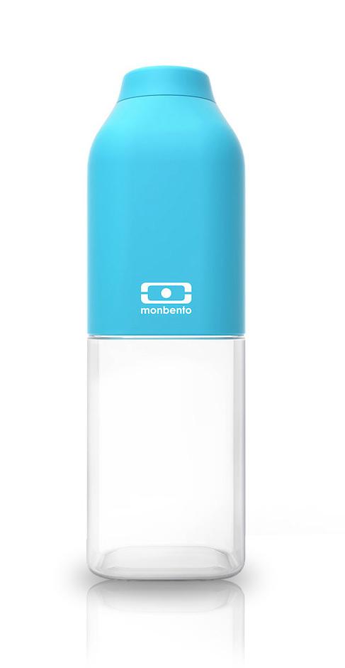 Бутылка Monbento Positive (0,5 литра) голубая