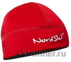 Лыжная шапка Nordski Red