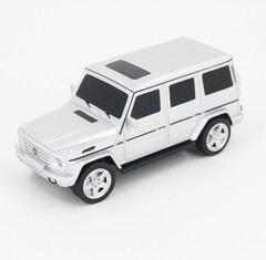 Радиуоправляемая машина Mersedes G55 Silver 1:24 - MZ-27029-S