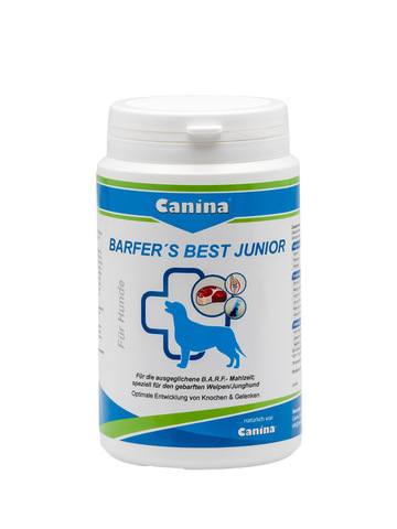 Canina Barfer Best Junior