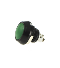 SWITCH PUSH 2A 48V GREEN