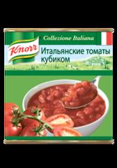 Итальянские томаты кубиком Knorr 2,55кг