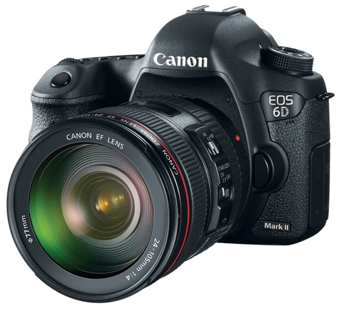 Canon EOS 6D Mark II Kit 50mm