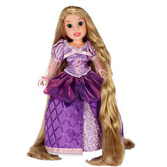 Disney Tangled Rapunzel Doll 18''