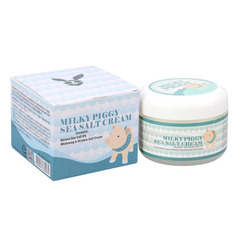 Elizavecca Milky Piggy Sea Salt Cream - Крем увлажняющий