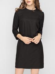 GDR010831 Платье женское, черное