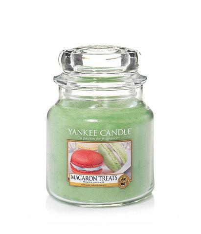 Ароматическая свеча Макаруны, Yankee Candle