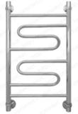 Полотенцесушитель  водяной хром Z41-84  80х40 (зигзаг)