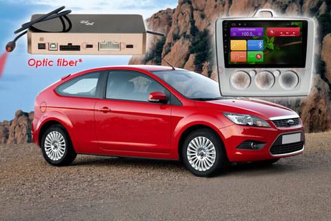 Штатная магнитола для Ford Focus II 05-08 Redpower 31137 R IPS DSP