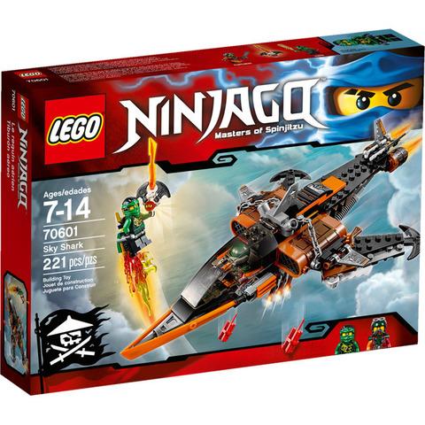 LEGO Ninjago: Небесная акула 70601 — Sky Shark — Лего Ниндзяго