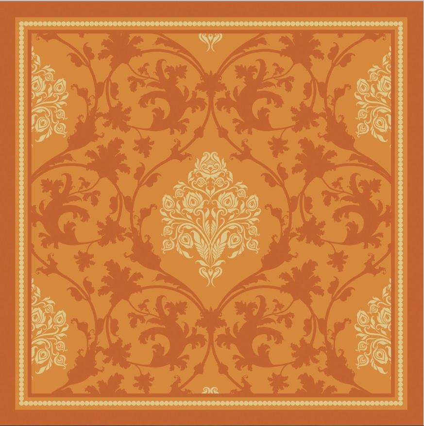 Кухня Салфетки 4 шт 40x40 Blonder Home Orlando оранжевые salfetki-4-sht-40x40-blonder-home-orlando-oranzhevye-ssha-rossiya.jpg
