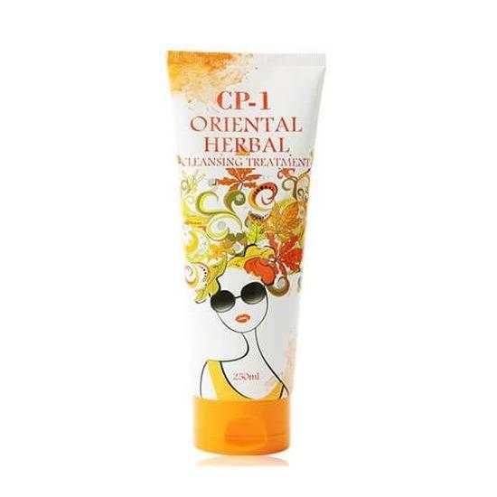 Esthetic House Маска для волос Восточные травы CP-1 Oriental Herbal Cleansing Treatment, 250 мл