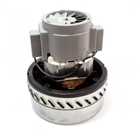Двигатель (мотор) для строительного ( моющего ) пылесоса 1000W H=168мм D=144мм