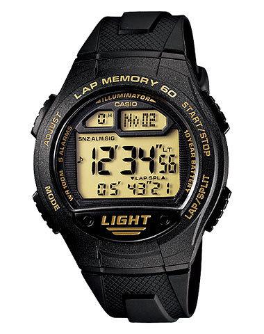 Купить Наручные часы Casio W-734-9A по доступной цене