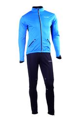 Детский утепленный лыжный костюм Nordski Premium (NSJ310700) синий
