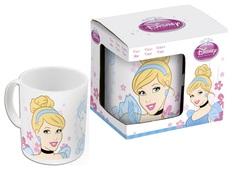 Принцесса Диснея Золушка Кружка керамическая — Cup Cinderella