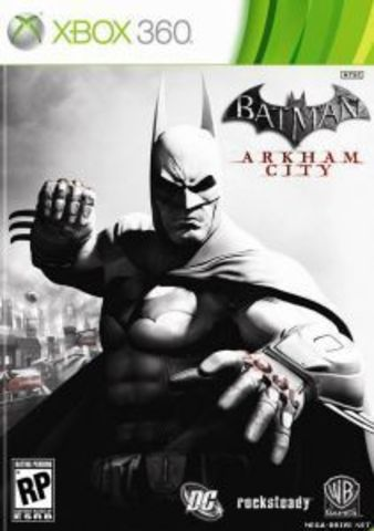 Xbox 360 Batman: Arkham City Game of the Year Edition (русские субтитры)