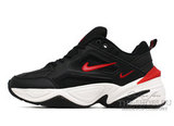 Кроссовки Nike M2K Tekno Black White Red