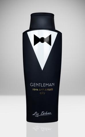 Liv delano Gentleman Гель для душа City 300г