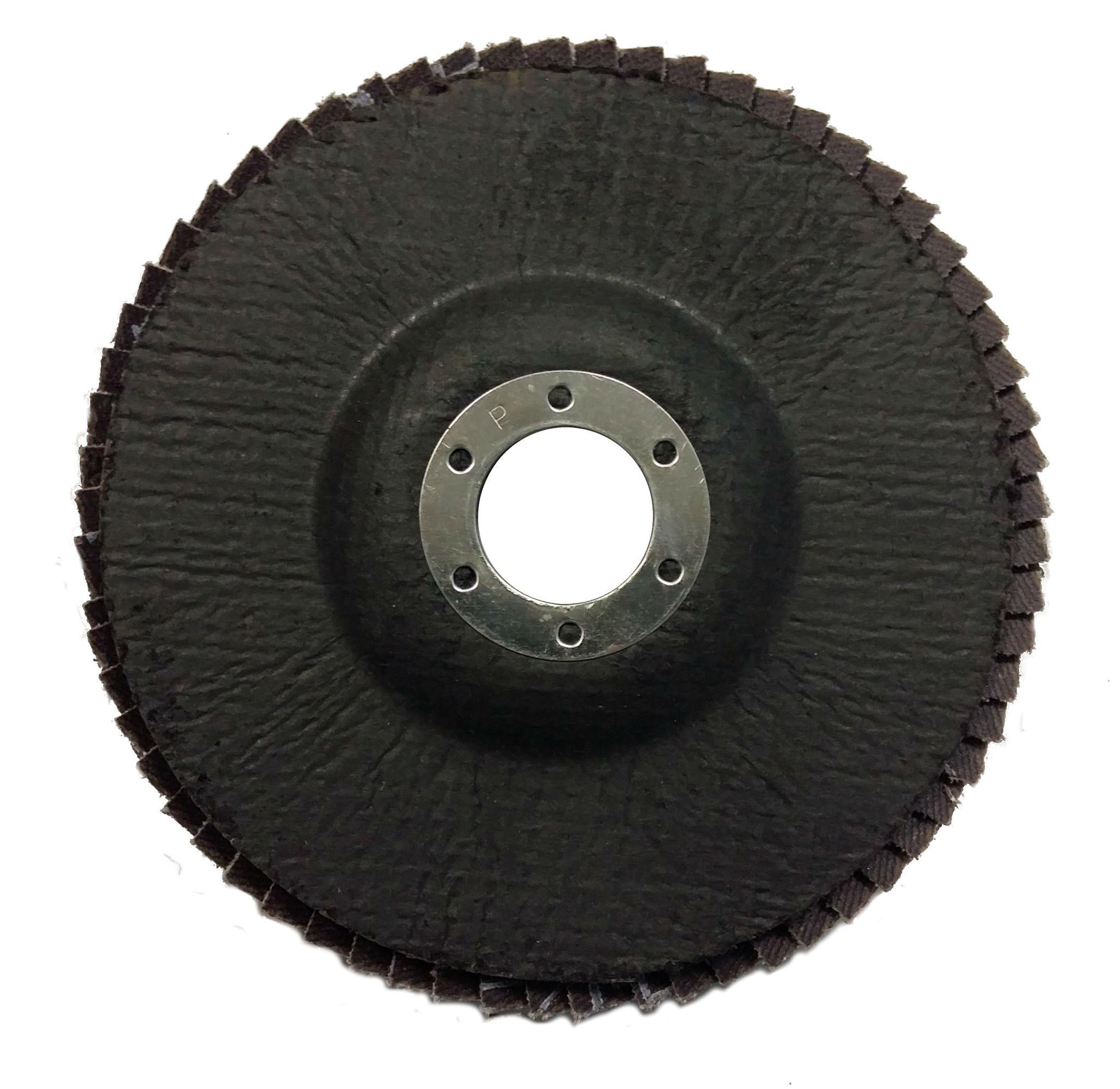 Круг лепестковый КЛТ 125 Р100