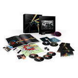 Pink Floyd / The Dark Side Of The Moon - Immersion Box Set (3CD+2DVD+Blu-ray)