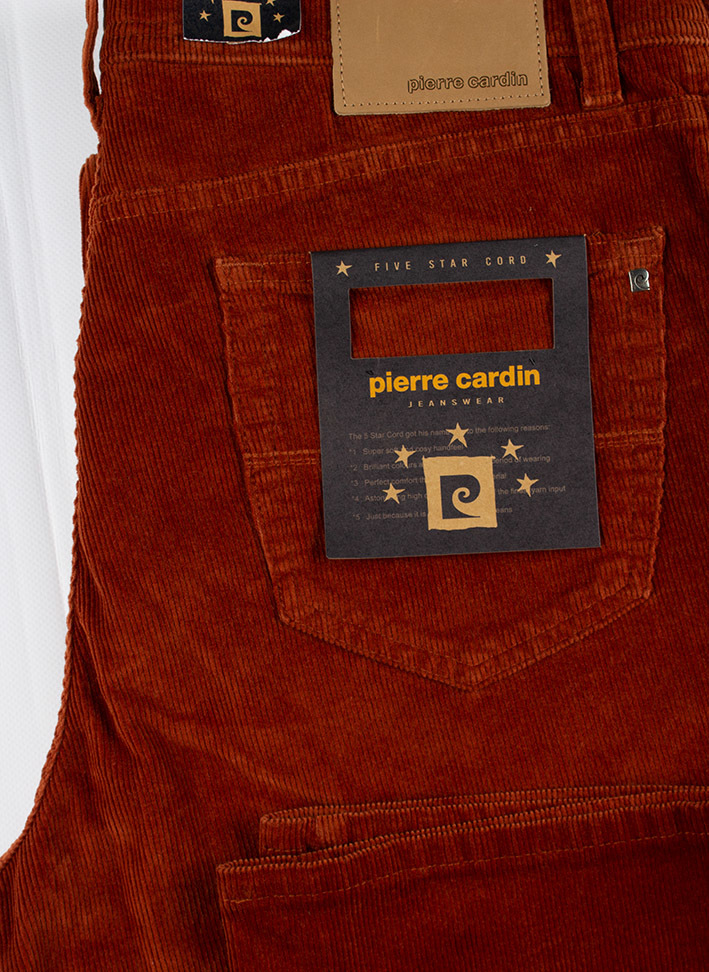 Брюки вельветовые Pierre Cardin 38808-777-44