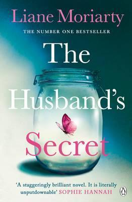Kitab The Husband's Secret: From the bestselling author of Big Little Lies, now an award winning TV series   Liane Moriarty