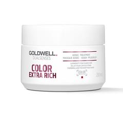 Goldwell Color Extra Rich-Интенсивный уход для окрашенных волос 60 сек