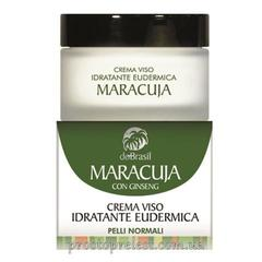 Dobrasil crema viso idratante eudermica maracuja - Увлажняющий крем с маслом маракуйи