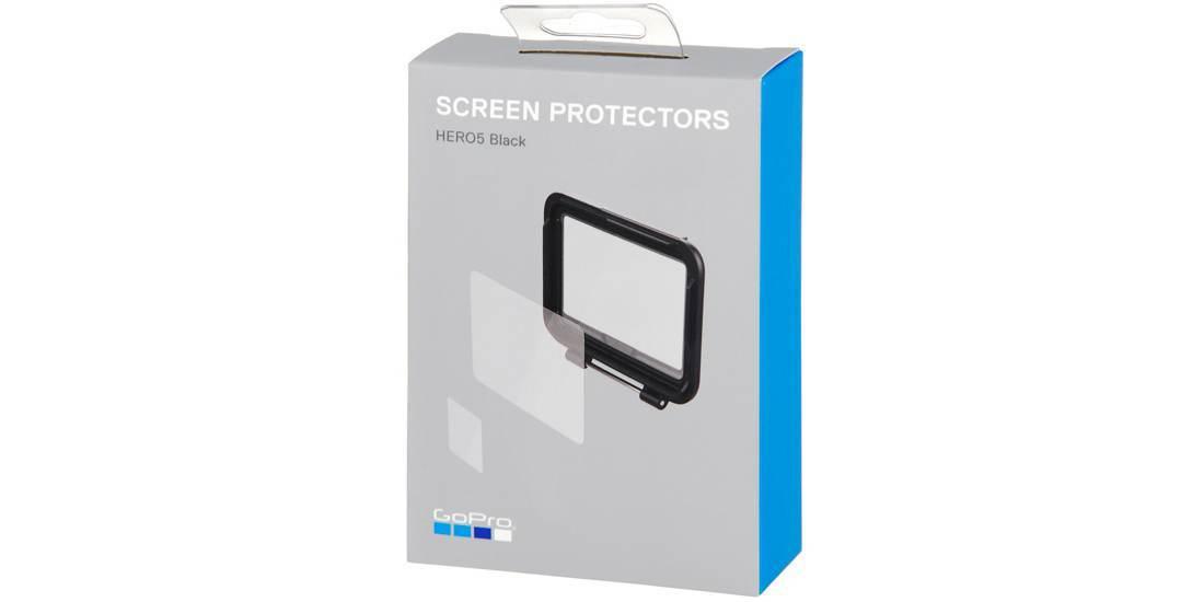 Защитные пленки для ЖК экрана HERO5 и HERO6 Black GoPro Screen Protector (AAPTC-001) в коробке